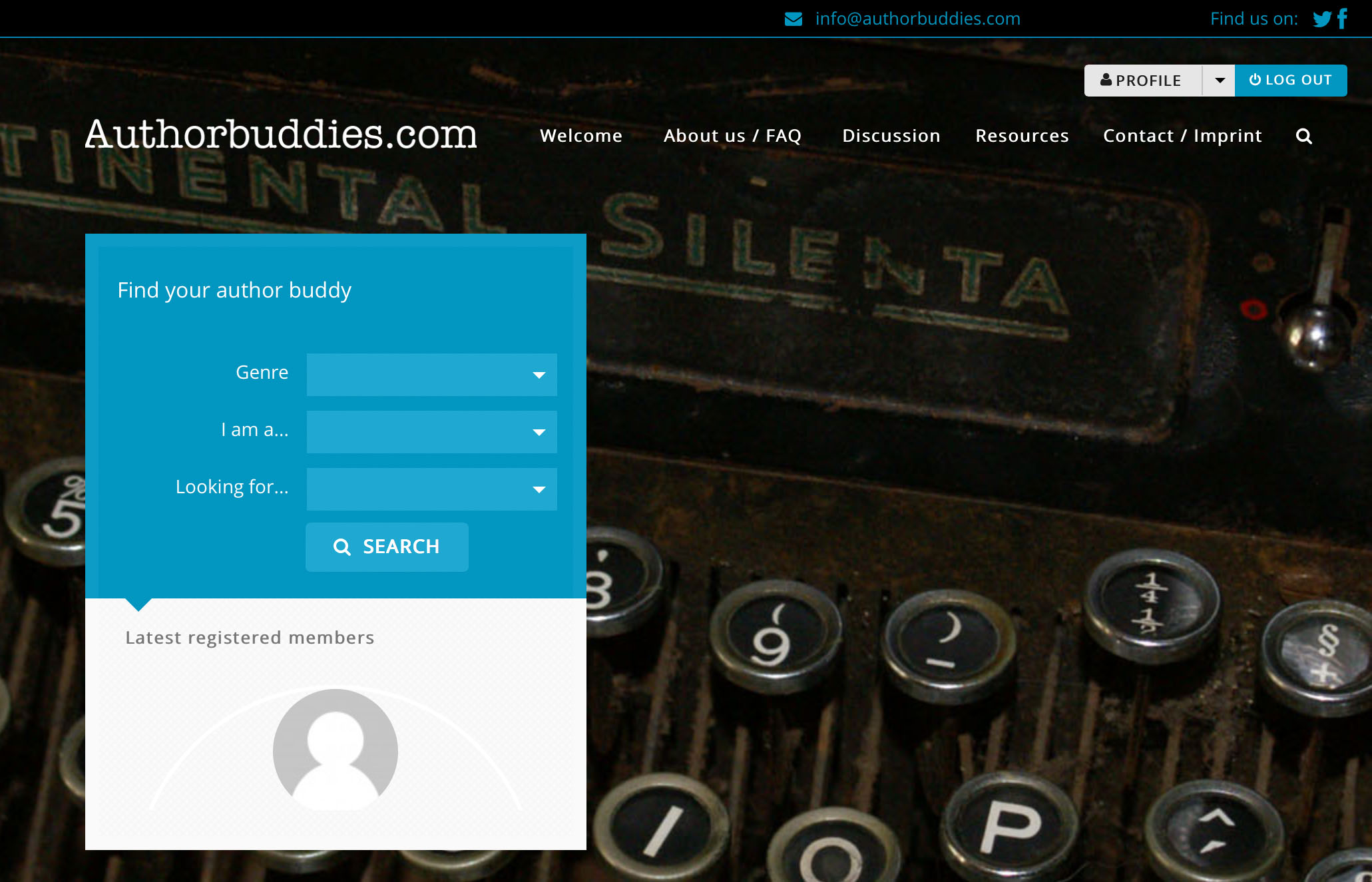 Authorbuddies.com