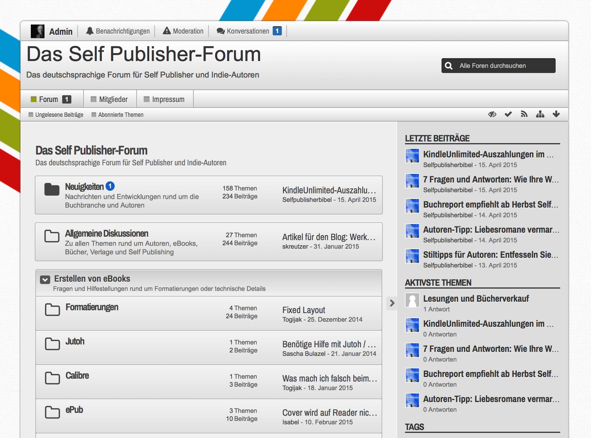 Selfpublisher-Forum.de