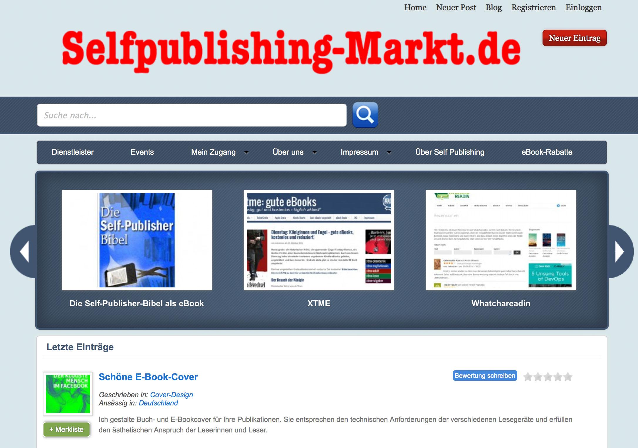 Selfpublishing-Markt.de