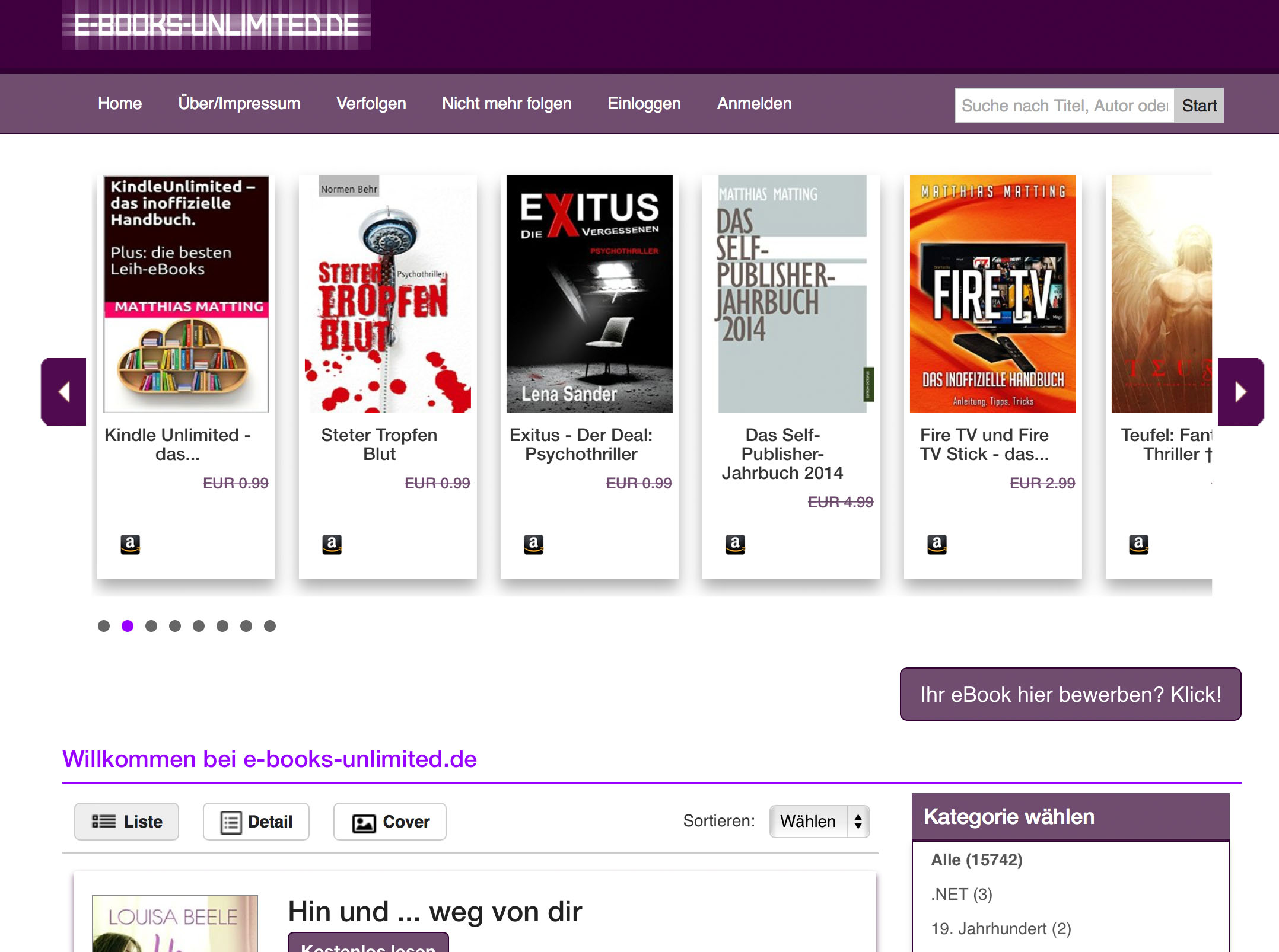 e-Books-Unlimited.de