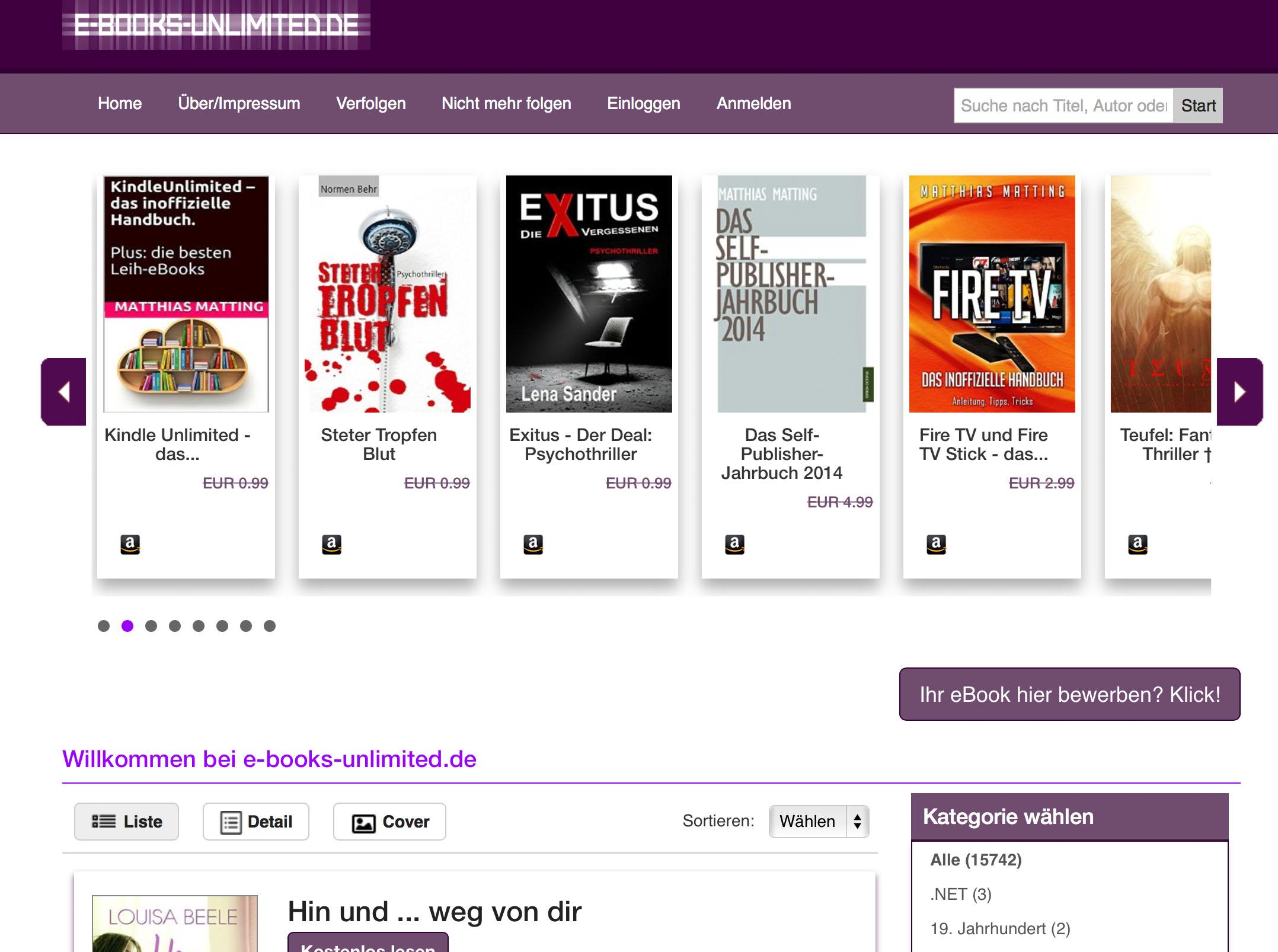 e-Books-Unlimited.de